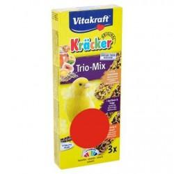 Vitakraft Crackers Trio-Mix Canaris 80 g