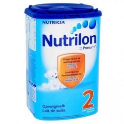 Nutrilon avec Pronutra+ Lait de Suite 2 dès 6 Mois 800 g
