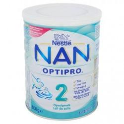 NAN® OPTIPRO® 2 Lait de Suite Bébé dès 6 Mois 800 g
