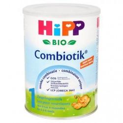 HiPP Bio Combiotik 1 Lait pour Nourrissons de 0 à 6 Mois 900 g