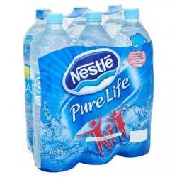 NESTLE PURE LIFE eau de source  6 x 1,5L