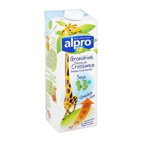 Alpro Boisson de Croissance Soya 1-3+ 1 L