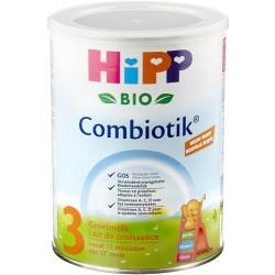 HIPP bio Combiotik lait croiss. 3  900 g