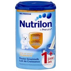Nutrilon Lait de Croissance avec Pronutra+ 1+ An 800 g
