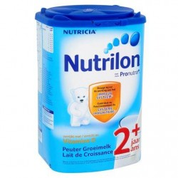 Nutrilon avec Pronutra+ Lait de Croissance Enrichi en Vitamine D 2+ Ans 800 g