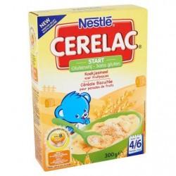 CERELAC® START Céréale Biscuitée pour la Panade Bébé 4/6 Mois 300g