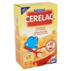 Cerelac® Céréale Biscuitée pour la Panade Bébé 4/6 Mois 800 g