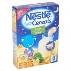 Nestlé® Baby Cereals Tilleul 6 Mois 250 g