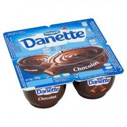 Danette Chocolat 4 x 125 g