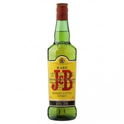 J&B Rare 40% Blended Scotch Whisky 70 cl