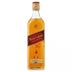 Johnnie Walker Red Label Blended Scotch Whisky 70 cl