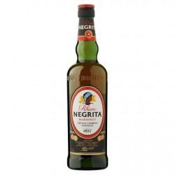 Negrita Rhum Original Caribbean Imported 70 cl