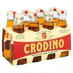 Crodino Aperitivo non alcolico 8 x 10 cl