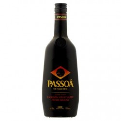 Passoã Liqueur Fruit de la Passion 70 cl