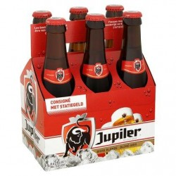Jupiler Bouteille 6 x 25 cl