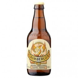 Grimbergen Bière d'Abbaye Triple Bouteille 33 cl
