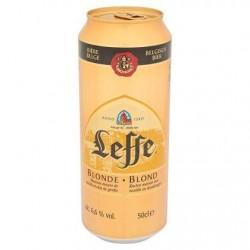 Leffe Bière Belge Blonde Canette 50 cl