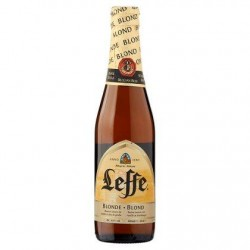 Leffe Blonde Bouteille 33 cl
