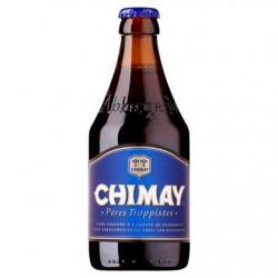 Chimay Pères trappistes Bleue 0,33 L