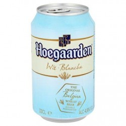Hoegaarden Blanche Canette 33 cl