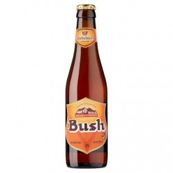 Bush Ambrée 33 cl
