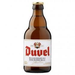 Duvel Bière Blonde Belge Bouteille 330 ml