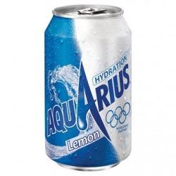 Aquarius Hydration lemon 330 ml