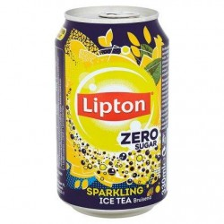 Lipton Ice Tea Zero Sugar 330 ml