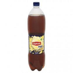 Lipton Ice Tea Pétillant Zero Sugar 1,5 L