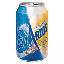 Aquarius Hydration orange 330 ml