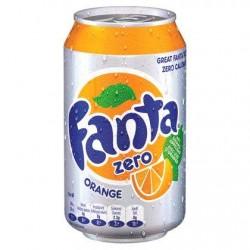 Fanta Zero Orange 330 ml