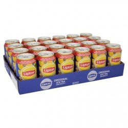 Lipton Ice Tea Pétillant Original 24 x 33 cl