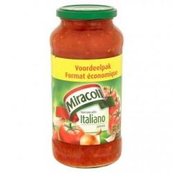 Miracoli Italiano Sauce pour Pâtes Format Économique 750 g