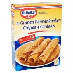 Dr. Oetker Crêpes 4-céréales 400 g