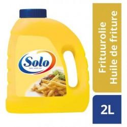 Solo Graisse Liquide pour Friture Végétal 2 L