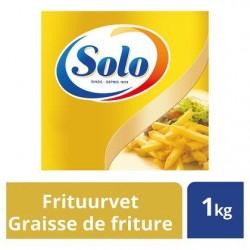 Solo Graisse pour Friture Végétal 4 x 250 g