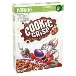 Céréales COOKIE CRISP Nestlé Pépites Chocolat 375 g