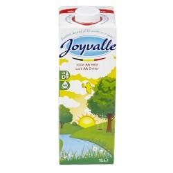 Joyvalle Lait AA Entier 1 L