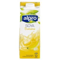 Alpro Soya banana 1 L