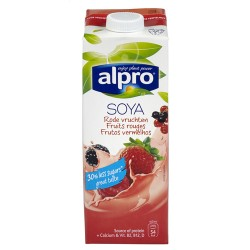 Alpro Soya fruits rouges 1 L
