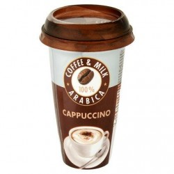 Coffee & Milk Cappuccino 250 ml