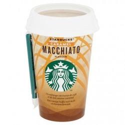Starbucks Caramel Macchiato Flavour 220 ml