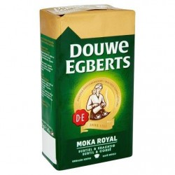 Douwe Egberts Moka Royal Café Moulu 250 g