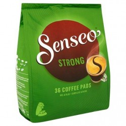 Senseo Strong 36 Coffee Pads 250 g