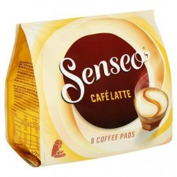 Senseo Café Latte 8 Coffee Pads 92 g