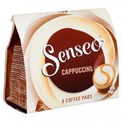 Senseo Cappuccino 8 Coffee Pads 92 g