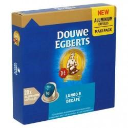 Douwe Egberts Lungo 6 Decafe Maxi Pack 20 Aluminium Capsules 104 g