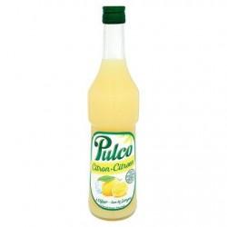 PULCO citron  70cl *Goût: citron *40 % jus de fruits