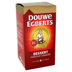 Douwe Egberts Dessert 10 Filtres 62 g