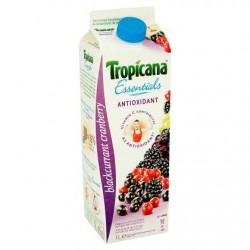 Tropicana Essentials antioxidant blackcurrant cranberry 1 L
